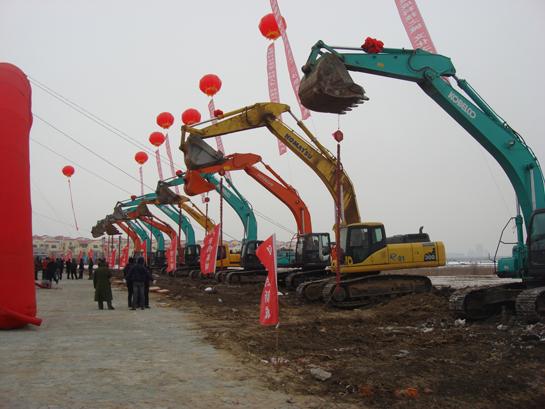 松北科技创新成黄土储运工程