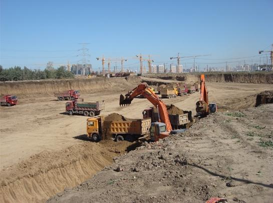 土石方施工