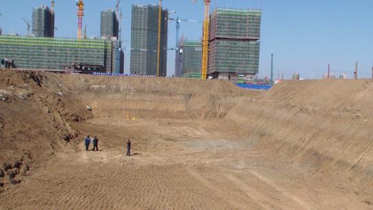 哈尔滨土方工程
